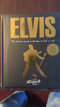 Elvis book new  Brookhaven, 11741