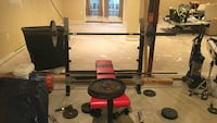 rock olympic bench press Winchester, 22601