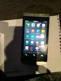 Blackberry pursch p 9982 touch screen  6515 km