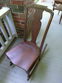 Antique mission rocking chair Mount Airy, 21771