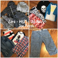 Boy Clothes Size 12 - 14  Vaughan, L4L 2S8