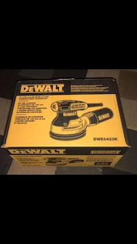 Dewalt Variable Speed Orbital Sander New in Box $65 Firm Newington, 06111