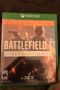 Battlefield 1 Revolution for XBox One