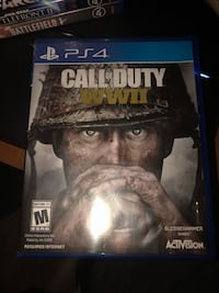 Sony PS4 Call of Duty WWII case 41 km