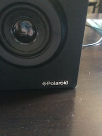 Polaroid Portable Speakers (rechargeable)
