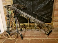Carbon Express cx2 200lb crossbow bundle  Manassas, 20110