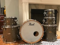 Pearl Masters Studio BSX Drums Nashville, 37215