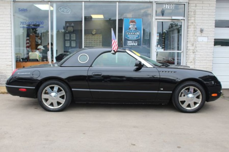 2003 Ford Thunderbird for sale 061a42b6-efe6-40fd-8caf-e8d343cdbcbb