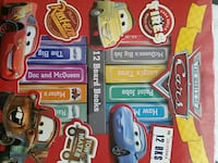 12 cars books for children in a case Largo, 33778
