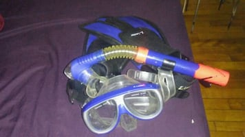 snorkle set by leader