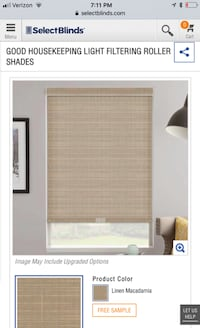 Roller shades  West Bloomfield Township