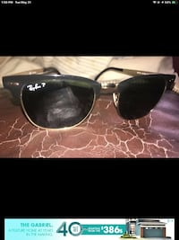 Ray ban sunglasses never worn  Edmonton, T5A 3M8