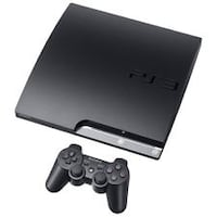 Sony ps3 slim console with controller Montréal