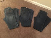 Three pair of maternity jeans for $15 McDonough, 30253