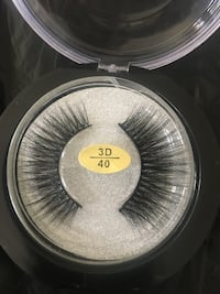 One pair Handmade Mink 3D Lashes 100% Real Mink Bloomfield