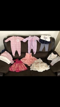 Babygirl clothes Bellflower, 90706