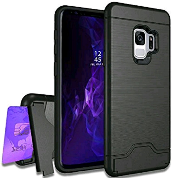 Samsung Galaxy S9 Plus Case with Raised Lip