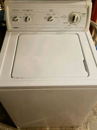 white top load clothes washer and gas dryer Utica, 48317