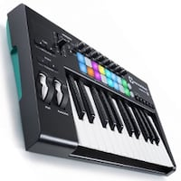 Novation launchkey 25 key mk2 midi controller 41 km