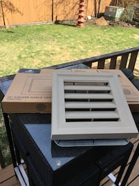 "14"" square gable vents Calgary, T2J 6K6"