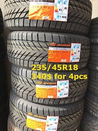 Winter tire sale Richmond Hill, L4C