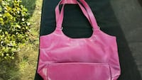 pink and black leather hobo bag Union City, 94587
