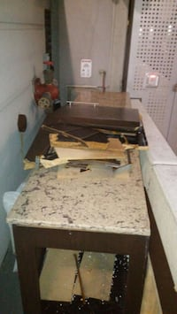 10 foot slate counter top