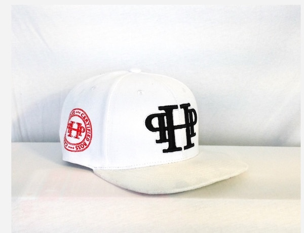 Hour Past Paid SnapBack (white)