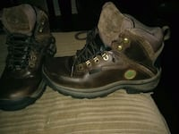 Mens size 7 Timberland boots Hamilton