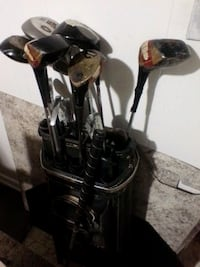 Vintage gulf clubs amazing deal Bethany, 73008