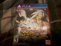 Naruto game for the PlayStation 4 Windsor, N8Y 3T3