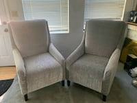 Reupholstered chairs Alabaster, 35007