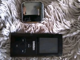 iPod and mp3 music player. Excellent condition, 5 yrs old.