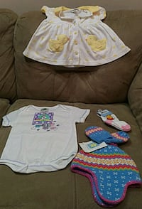 Baby outfit NEW Calumet City, 60409