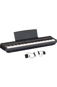 Yamaha P125 88-Key Weighted Action Digital Piano.