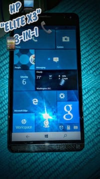 "HP ""ELITE X3"" WINDOWS PHONE Los Angeles, 90032"