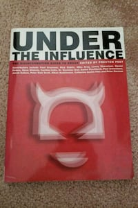 Under the Influence book Somerville, 02143