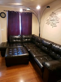 Black Sectional Couch Allentown, 18109