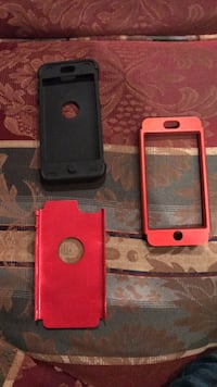 iPod 6 red brand new case Windsor, N9G 3C1