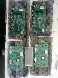 Bally microprocessor boards and video processor boards