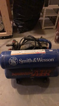 Smith and Wesson air compressor Stoughton, 02072