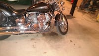 black and gray cruiser motorcycle Mansfield, 44905