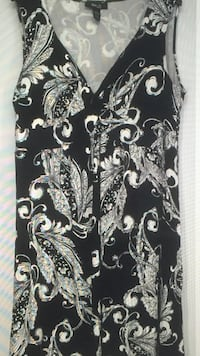 New dress black with white/see second pic for diff color  Vaughan, L4L 1S2