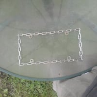 silver chain necklace with lobster lock Surrey, V3W 4Z9