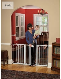 New, unused  Regalo WideSpan Extra Wide Baby Gate St Thomas, N5R 6M6