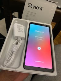 LG Stylo 4 Unlocked 32gb New York, 10462