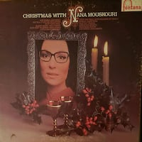 Christmas with Nana Mouskouri Sherwood Park, T8A 0N9