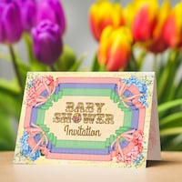 Personalized Baby Shower invitations Vaughan