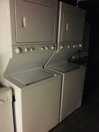 """27"""" stack white with warranty working condition  Fort Lauderdale, 33312"""