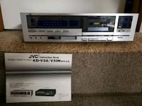 Vintage JVC Cassette Player Warren, 44481